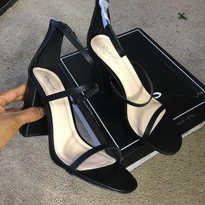 Qupid heels 👠 brand new
